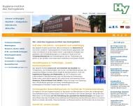 Bild Hygiene-Institut des Ruhrgebiets Institut für Umwelthygiene und Umweltmedizin