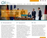 Bild Gustav-Stresemann-Institut e.V. für übernationale Bildung und europäische Zusammenarbeit