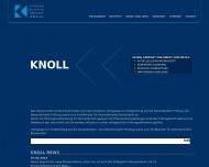 Bild Knoll GmbH Steuerrechts-Institut