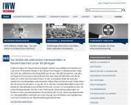 Bild IWW Institut für Wirtschaftspublizistik GmbH & Co. KG