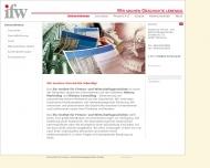 Bild ifw-Institut für Firmen- und Wirtschaftsgeschichte