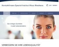 Bild Nieskens Klaus Kontaktlinsen-Spezial-Institut Augenoptik