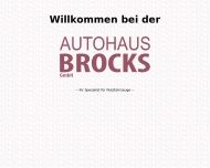 Bild Autohaus Brocks GmbH