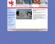 Bild Webseite Walter Ehmann Elektroanlagen München