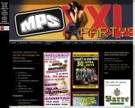 Bild Webseite Music Promotion Siemering Schwaförden