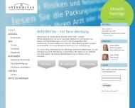 Bild INTEGRITAS Verein für lautere Heilmittelwerbung e.V.