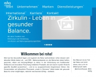 roha arzneimittel GmbH. Gesundheit aus Bremen-Oberneuland