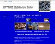 Bild Matthes Stahlhandel GmbH