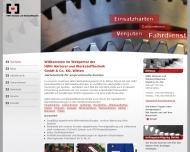 Bild HWH Härterei und Werkstofftechnik GmbH