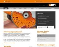 Bild BTI Befestigungstechnik GmbH