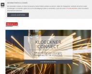 Bild Klöckner Stahlhandel Zweigniederlassung München