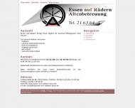 Bild Essen auf Rädern - Altenbetreuung Hilfsgemeinschaft e.V.