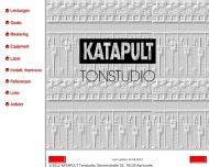 Bild KATAPULT Tonstudio