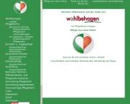 Bild Wohlbehagen - Ambulante Dienste