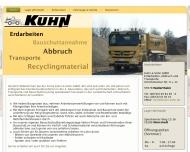 Bild Webseite  Wallertheim