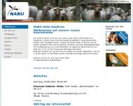 Bild Naturschutzbund Deutschland RV Halle-Saalkreis e.V.