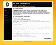 Bild Deloch Erhard Dr.med. Arzt für Neurologie und Psychiatrie
