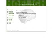 Bild Höflich Christine Dr.med. Ärztin für Neurologie Psychiatrie Psychotherapie