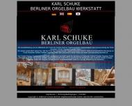 Bild Schuke Karl Berliner Orgelbauwerkstatt GmbH