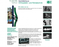 Bild ORTEC Orthopädie Technik GmbH & Co. KG