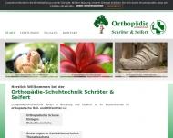 Bild Orthopädieschuhtechnik Schröter & Seifert