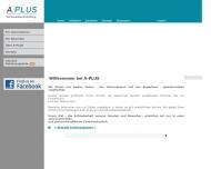 Bild A-Plus Personaldienstleistung GmbH