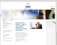 Bild Bumke Verlag und Papierverarbeitung Vertriebs GmbH