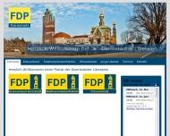 Bild Webseite Leihhaus Darmstadt Gesellschaft Darmstadt