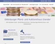 Bild Oldenburger Pfand- und Auktionshaus Glander GmbH & Co. KG
