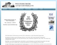 Bild Weinheimer Auktionshaus