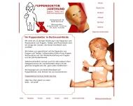 Website Bühnen Margret Puppenklinik