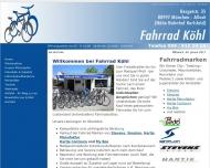 Bild Fahrrad Köhl
