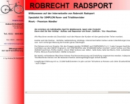 Bild Robrecht Radsport
