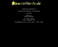 Bild Rothe Joachim Rundfunk- und Fernsehtechnikermeister