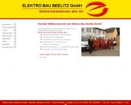 Bild Elektro Bau Beelitz GmbH