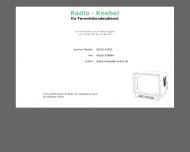 Bild Knebel Rolf-Dieter Radio Fernsehen