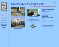 Bild Schnellreinigung GmbH