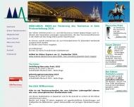 Bild Kölner Verkehrsverein e.V. Verein zur Förderung des wirtschaftlichen u. kulturel