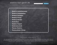 Bild Karl Gerth Elektrische Anlagen GmbH