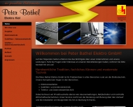 Bild Peter Bathel Elektro GmbH