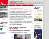Willkommen bei ARBEIT UND LEBEN Bremerhaven e.V