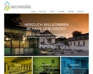 Bild Haus Venusberg e.V. Bildungsstätte