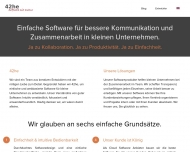 Bild 42he GmbH