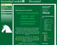 Bild Reitstall Grevenhof Annemarie u. Horst Simonis Gbr