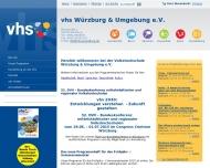 Bild Volkshochschule Würzburg e.V.