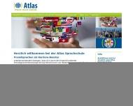 Bild Atlas Sprachschule staatlich anerkannte Berufsfachschule für..