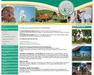 Website Katholische Landvolkshochschule Eichsfeld