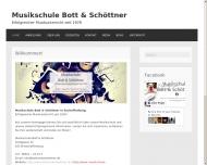 Bild Musikschule Bott & Schöttner