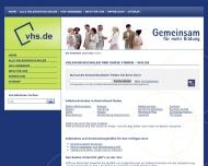Bild Webseite  Giengen an der Brenz