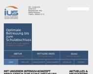 Bild IUS – Institut für Unterricht